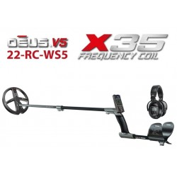 XP Deus V3.2 RC WS5 9""